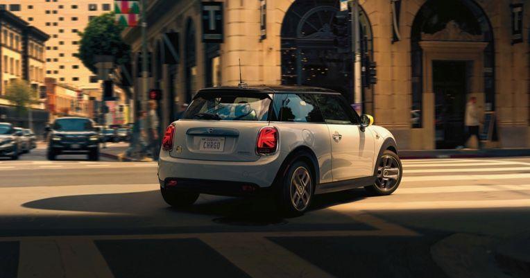 Mini Electric Hardtop 2 Door Mini Usa Mini Usa Mini New Cars