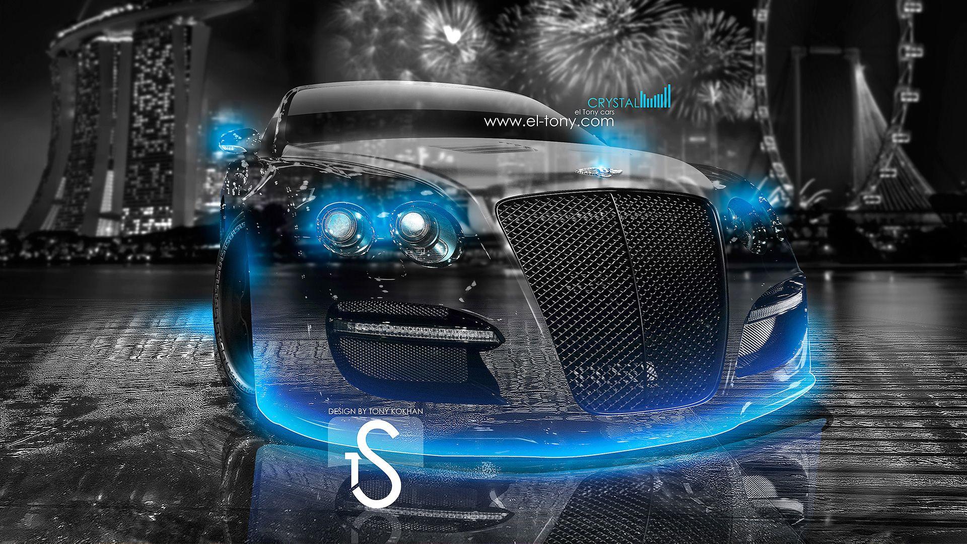 Great Bentley Crystal City Car 2013 | El Tony