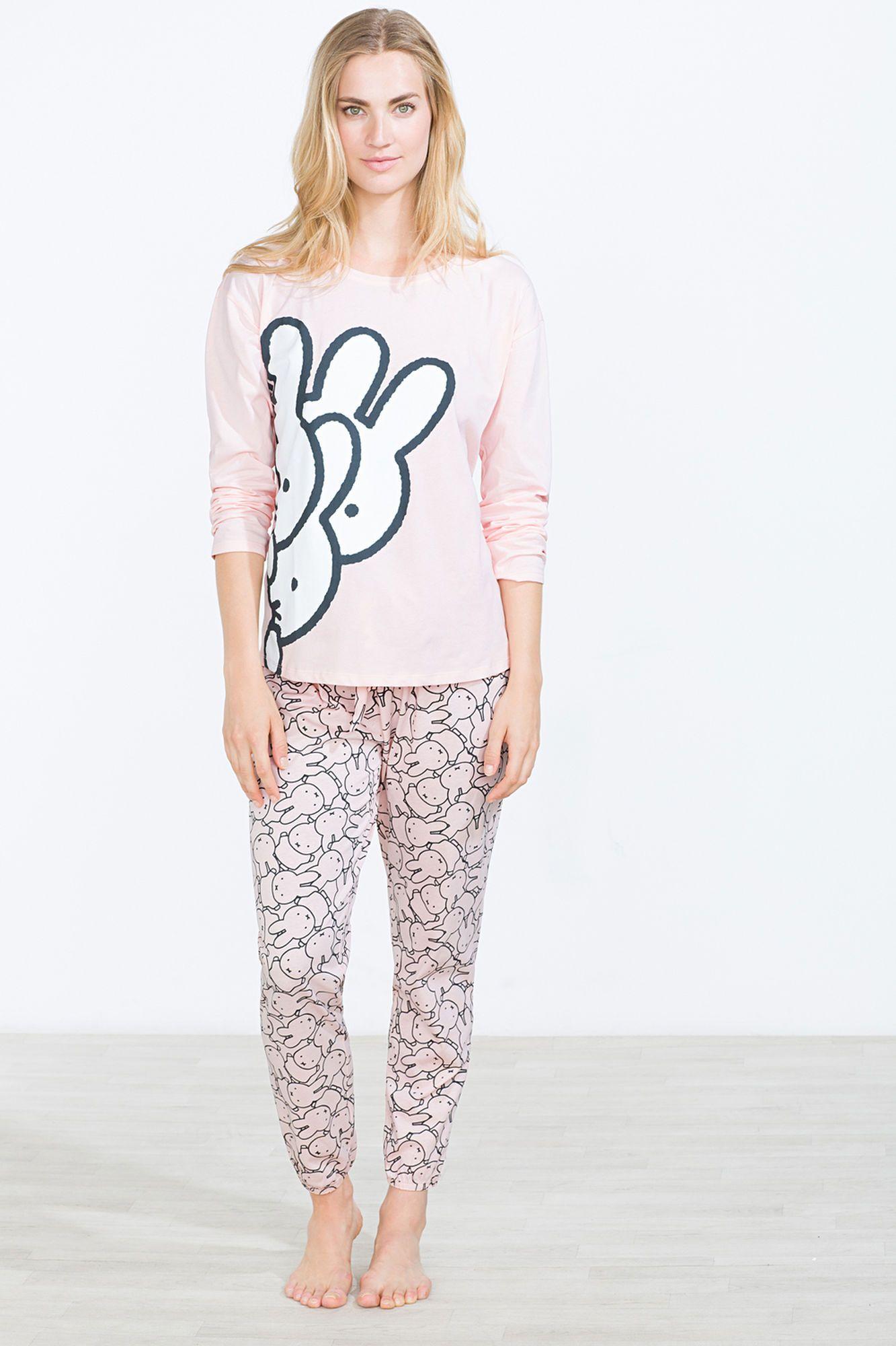 ead969bc9d Pijama largo de Miffy