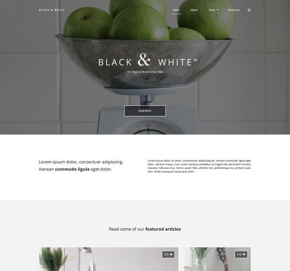 Free Psd Website Templates Captivating Realestate Free Psd Website ...