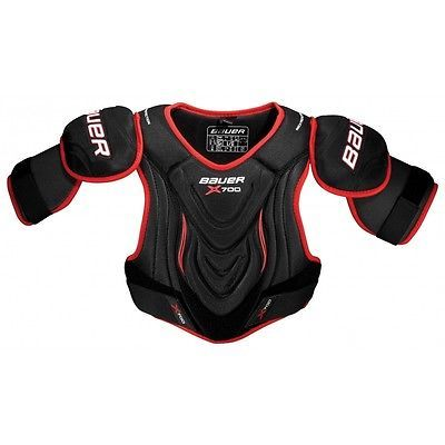 Bauer Vapor X700 Ice Hockey Shoulder Pads Junior Senior Sizes View More On The Link Http Www Zeppy Hockey Shoulder Pads Hockey Pads Shoulder Pads