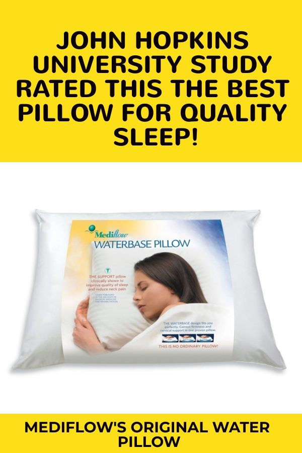 Neck Pillow For Pain Sleep