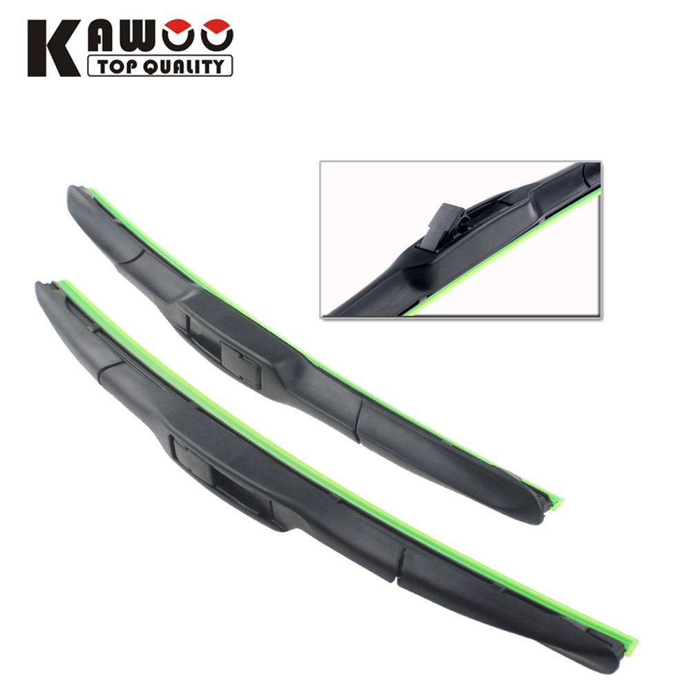 "2pcs car wiper blade for hyundai solaris,size 26""+16"" (2009"
