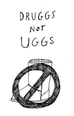 uggs slogan