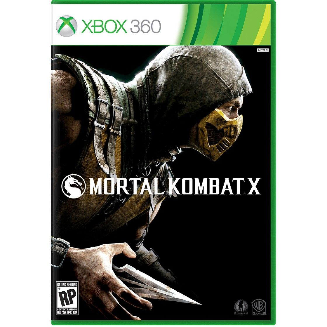 Mortal Kombat X Xbox 360 Mortal Kombat X Mortal Kombat Games