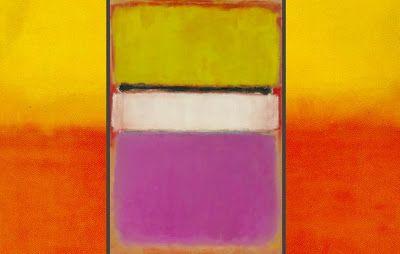 Inner Art: La Expresión Abstracta de Mark Rothko..