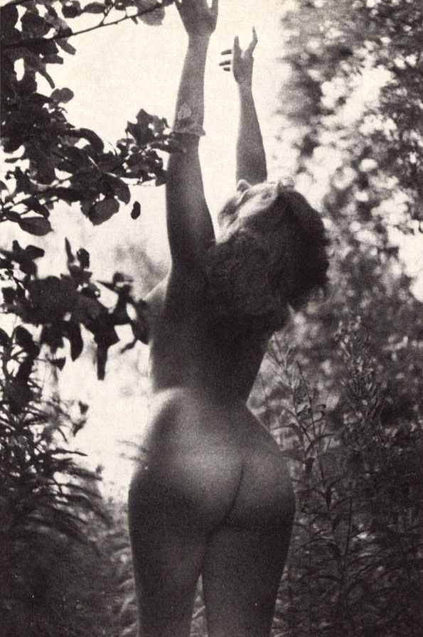 Nude sexy french women