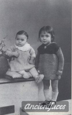 Hugeutte and Jacqueline Benguigui Nationality : Algerian Residence : Paris, France Death : June 25, 1943 Cause : Murdered in Auschwitz ( buried in Auschwitz death camp ) Age : 4&3 years