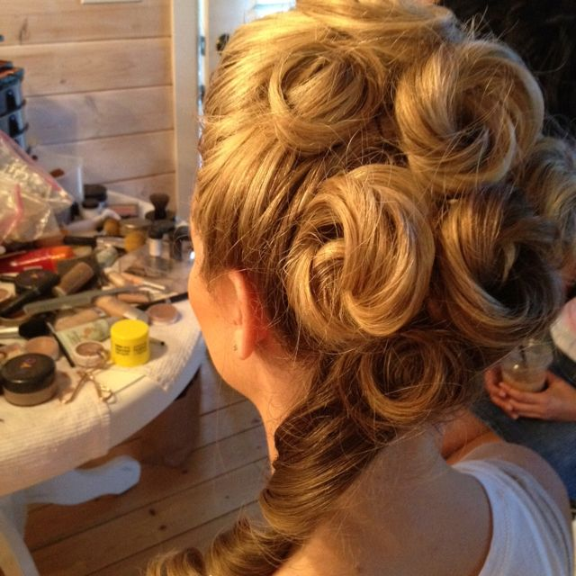 Victorian Style Wedding Hair: Victorian Hairstyles, Long Hair