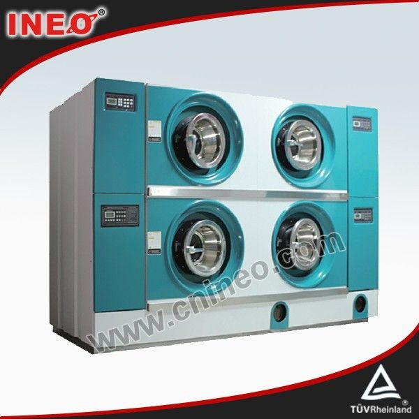 Big Size Industrial Multifunctional Clothes Washing Equipment Dry