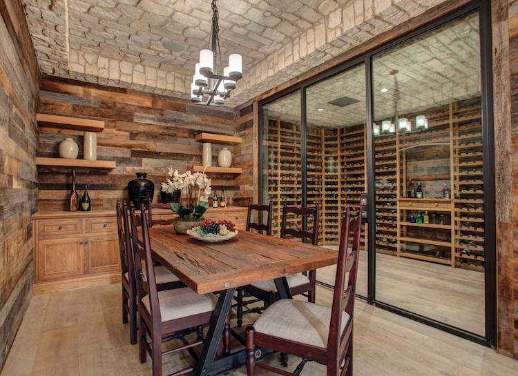 Weinkeller Bauen Und Modern Gestalten 33 Tipps Und Gestaltungsideen Dekoration Gram Cantina Dei Vini Cantina Arredamento