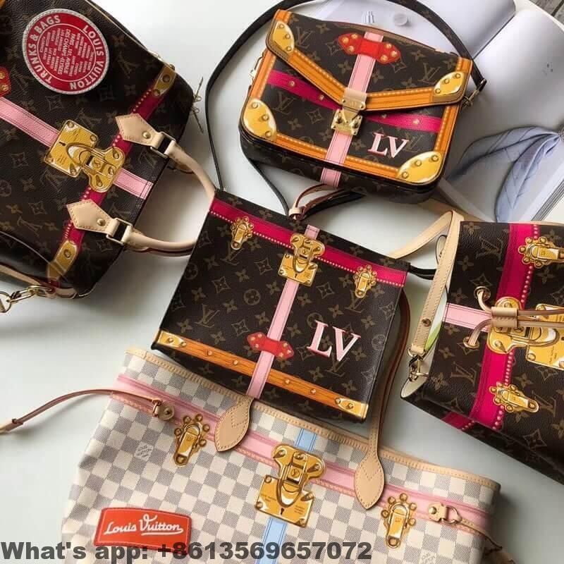 1e1b78225b61 Louis Vuitton Summer Trunks For Monogram Canvas and Damier Azur Available
