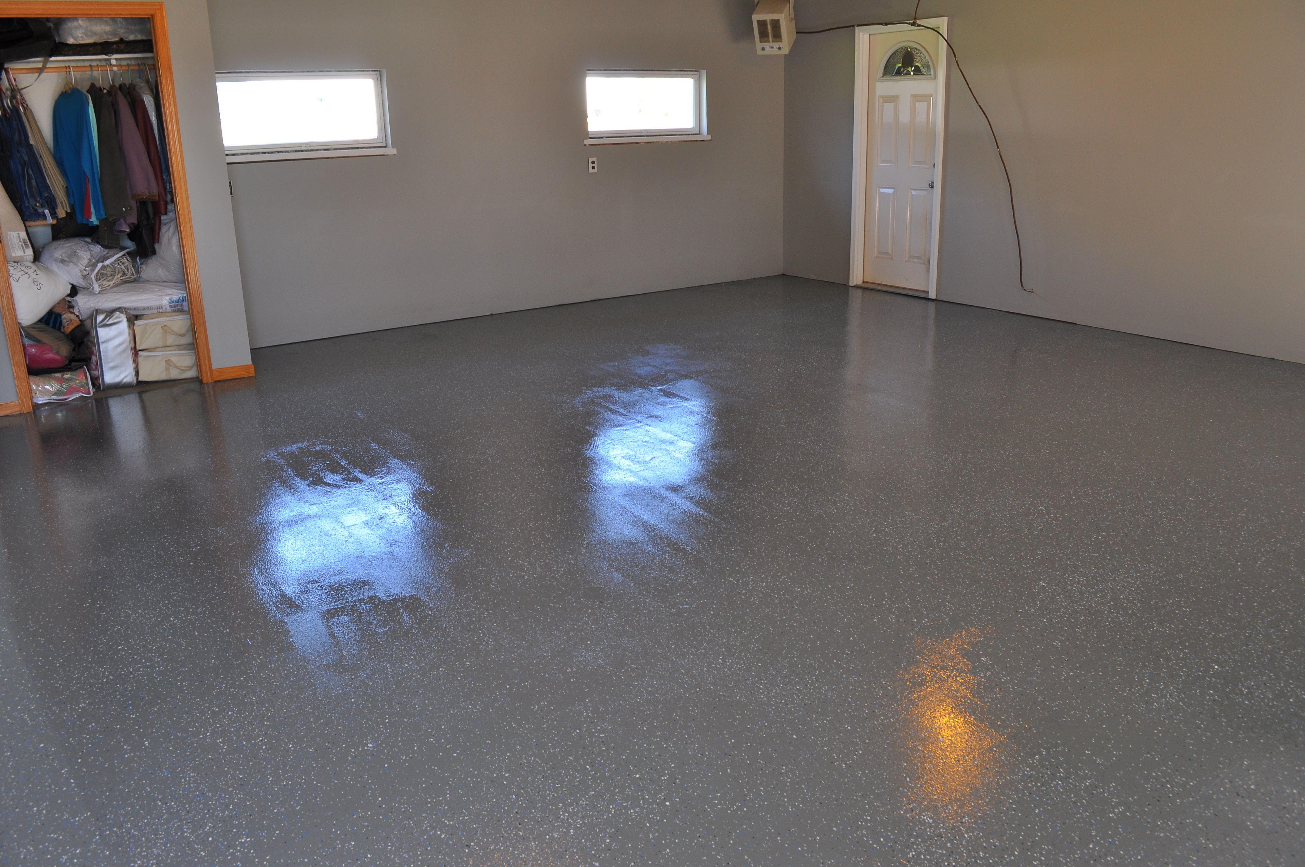 RustOleum Professional Garage Floor Epoxy Garage floor