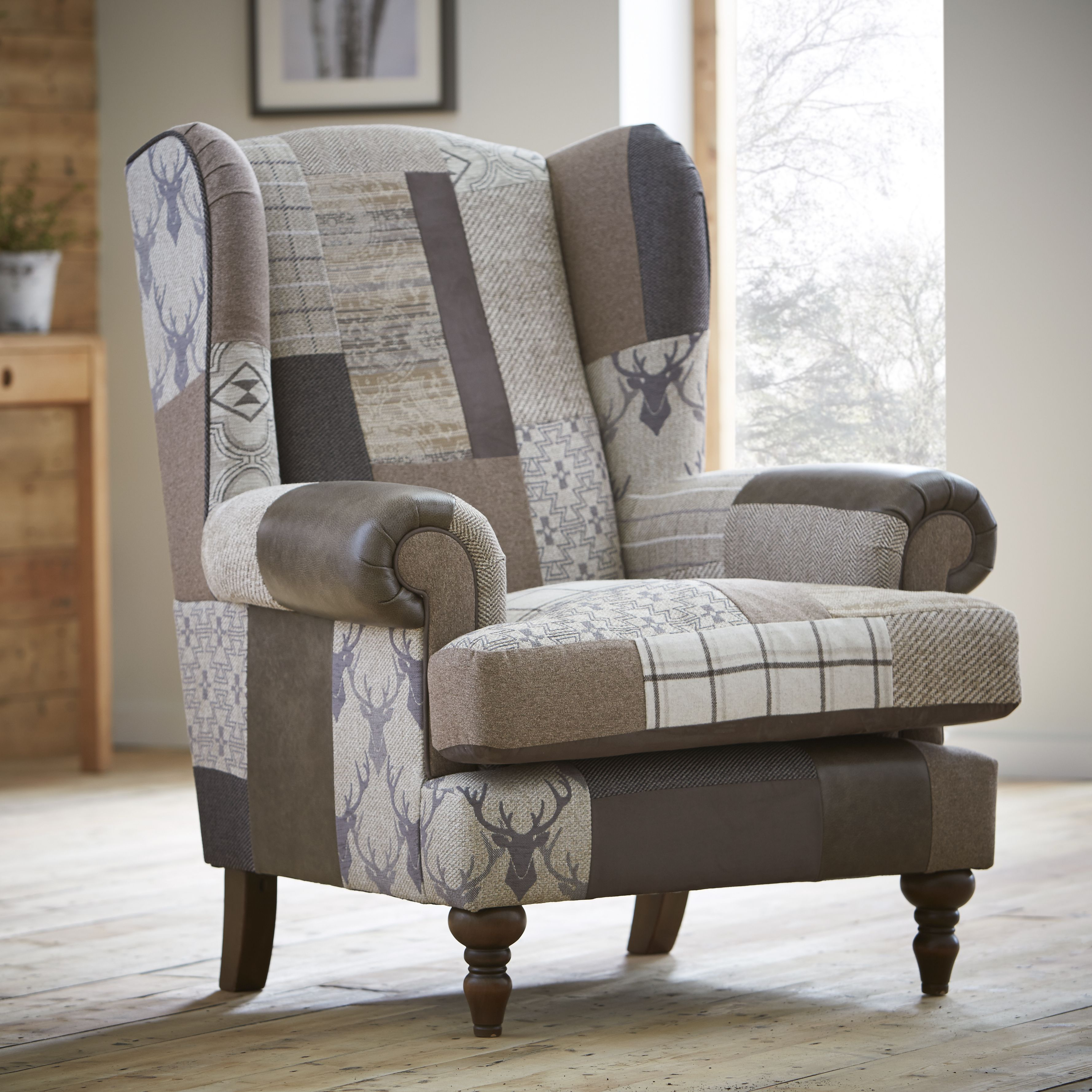 wing armchairs living room wing chair www dfs co uk alpine cottage couture 22163 | 246acadd952ccd8d59778571b4b44c82