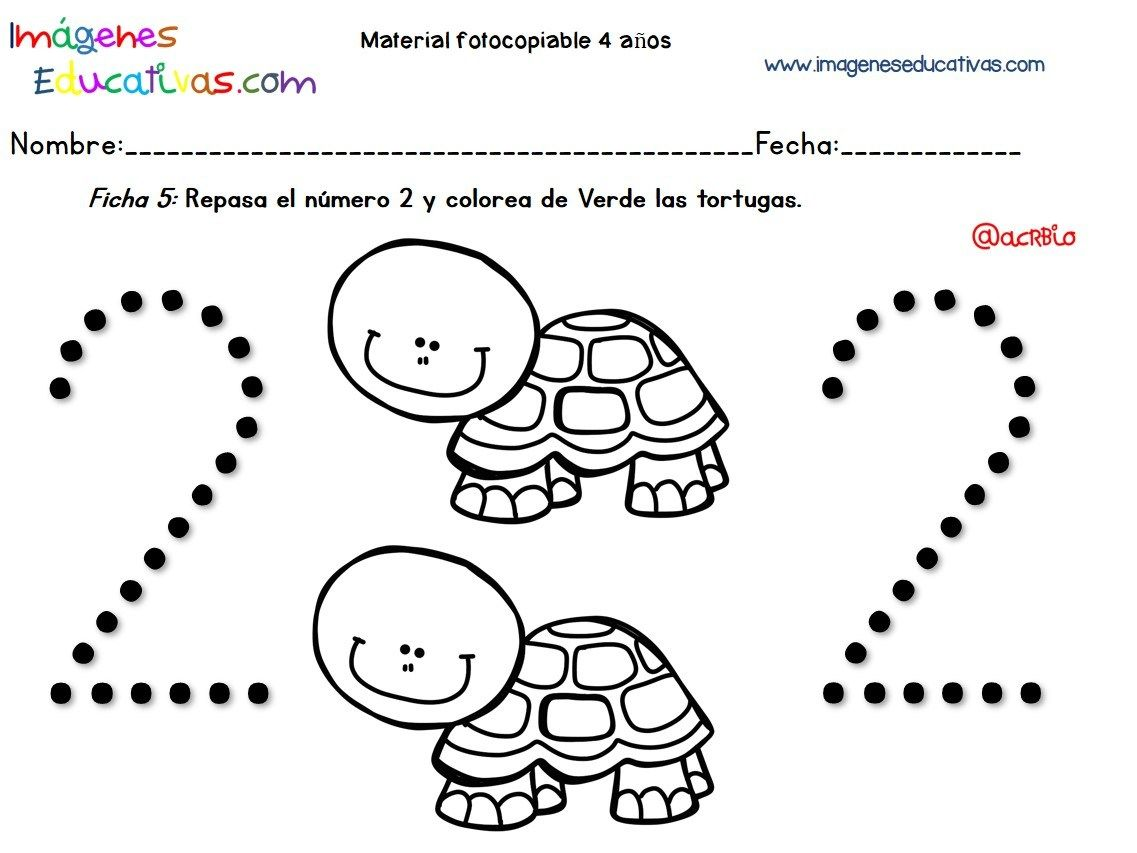 Cuadernillo Complementario Para 4 Anos Educacion Preescolar Conceptos Matematicos