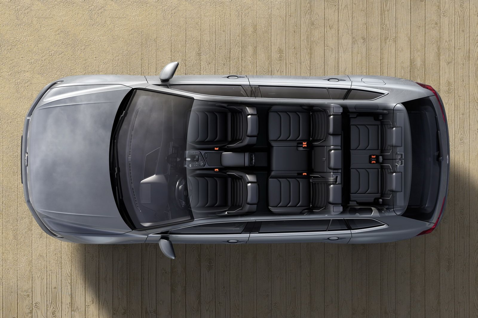 Europe S New Vw Tiguan Allspace With 7 Seats Detailed Ahead Of Geneva Carscoops Volkswagen Concept Cars New Cars
