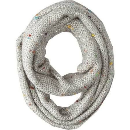 Betsey Johnson hide and sequins scarf