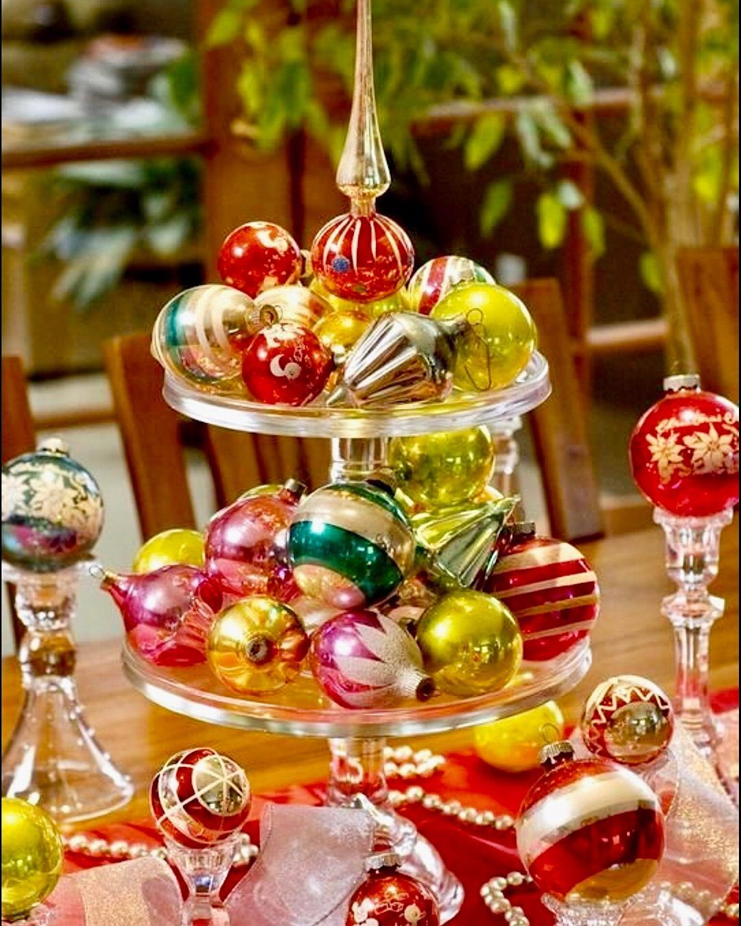 20 Exceptional Christmas Table Centerpiece u0026 Decorating