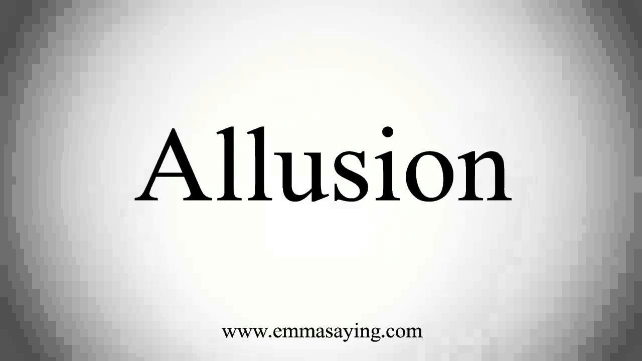 Introduction To Allusion | In The Time Of The Butterflies