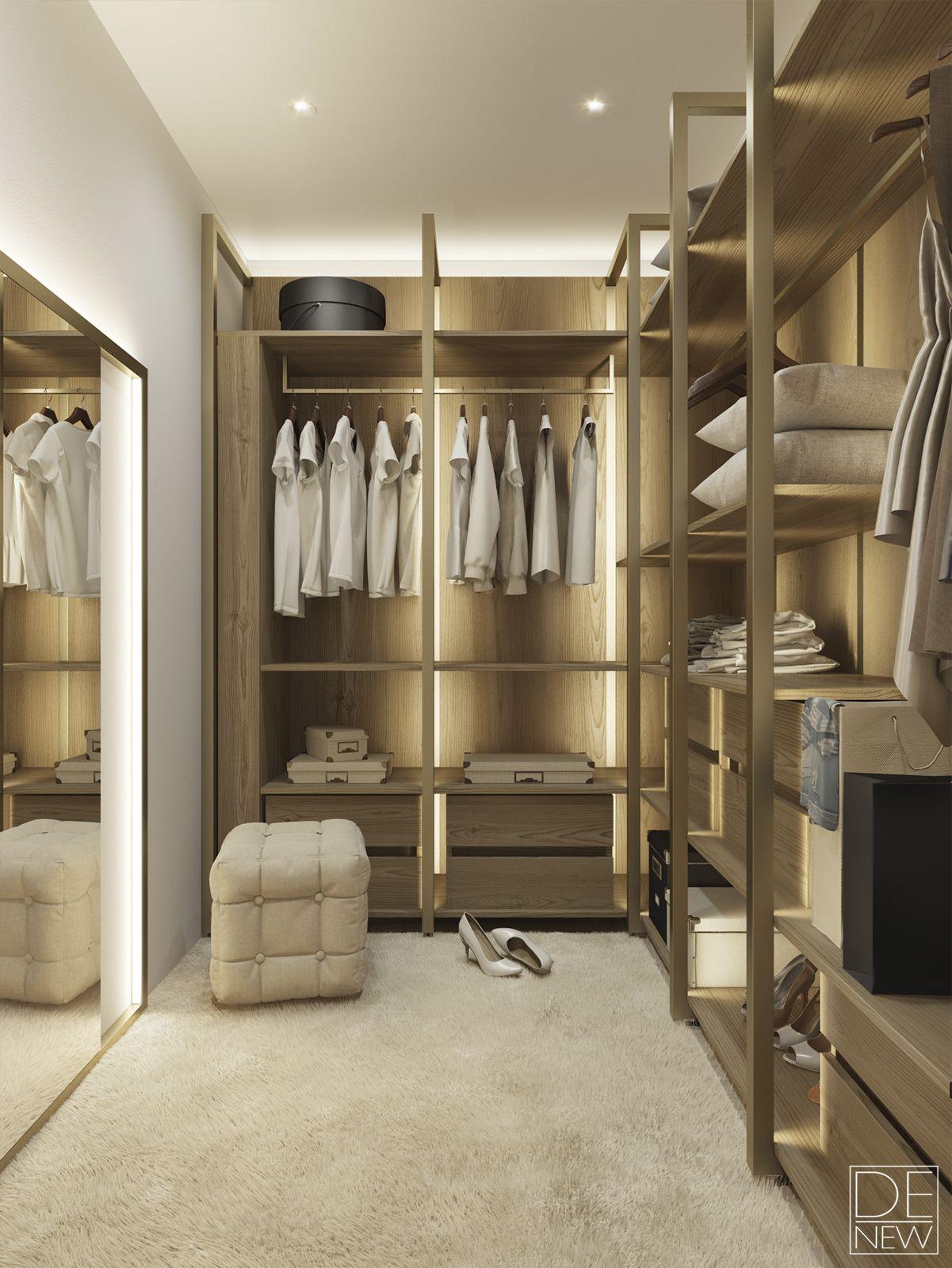 своих фото гардеробных комнат в квартире важный, него
