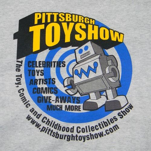 Steelcitycon Steel City Con Pittsburgh Toy Show Monroeville Convention Center Comic Con Toy Show Robot Yinz With Images Pittsburgh Comic Con