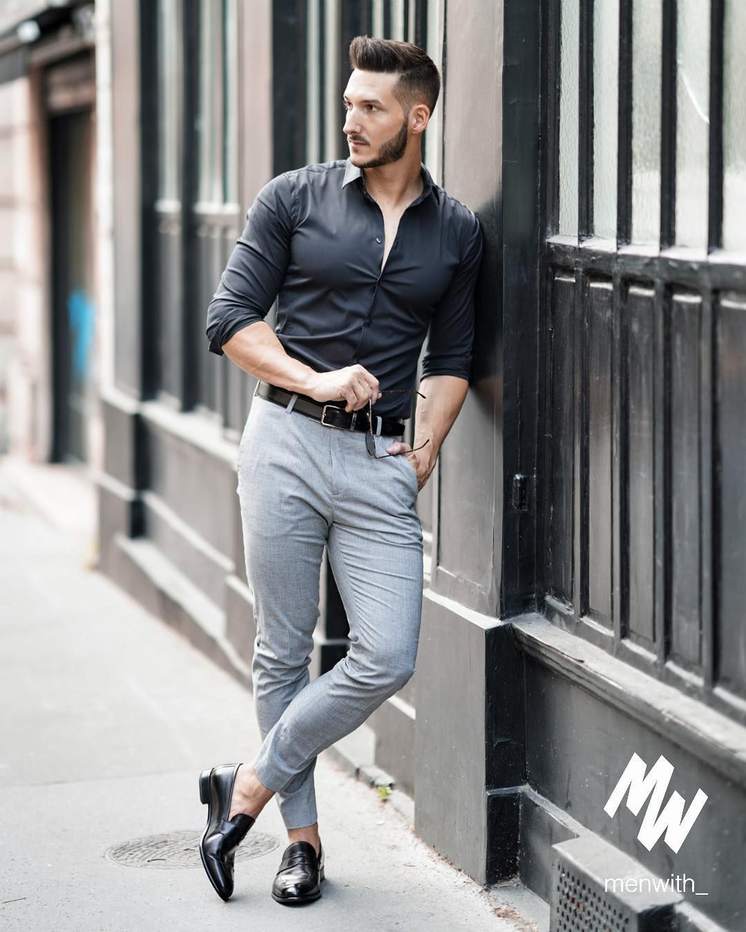 Clement You On Instagram Black Grey Classy Style Have A Nice Evening My Friends Formal Men Outfit Men Fashion Casual Shirts Men Fashion Casual Outfits [ 1350 x 1080 Pixel ]