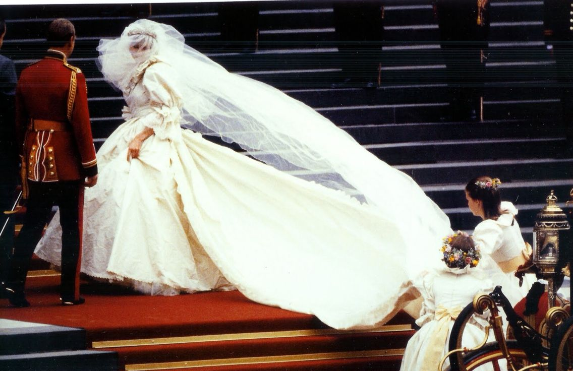 July 29, 1981 Prince Charles marries Lady Diana Spencer