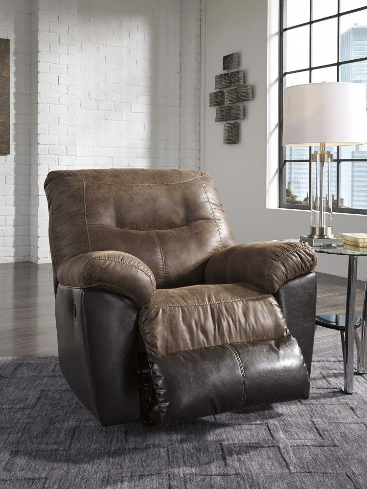 Get Your Follett   Coffee   Rocker Recliner At Railway Freight Furniture, Albany  GA Furniture Store.