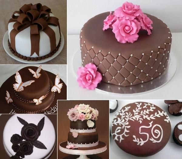 Comment faire de la p te sucre au chocolat le fondant - Comment decorer une tarte au chocolat ...