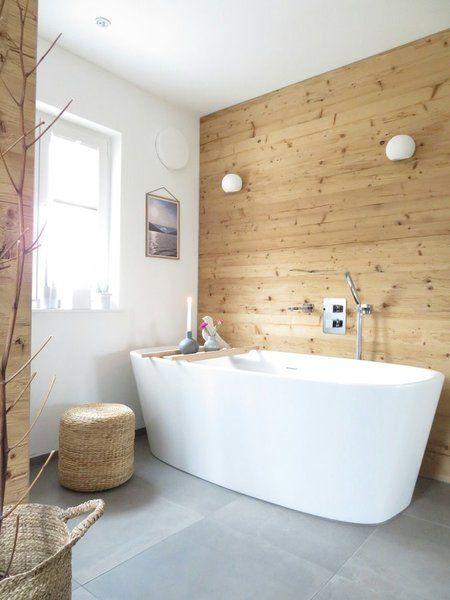 die schönsten wohn- und dekoideen aus dem märz | interiors, bath ... - Grune Bodenfliesen Holen Natur Design