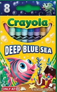 "The Crayon Blog: The Crayola Target ""Pick your Pack"" Exclusive Set"