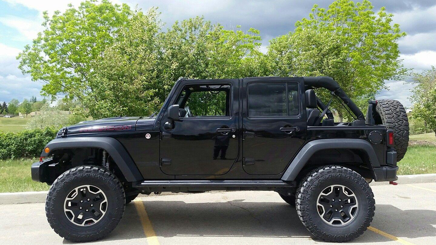 2015 Jeep Rubicon Hard Rock Edition 4 Jeep Lift 35 Fierce