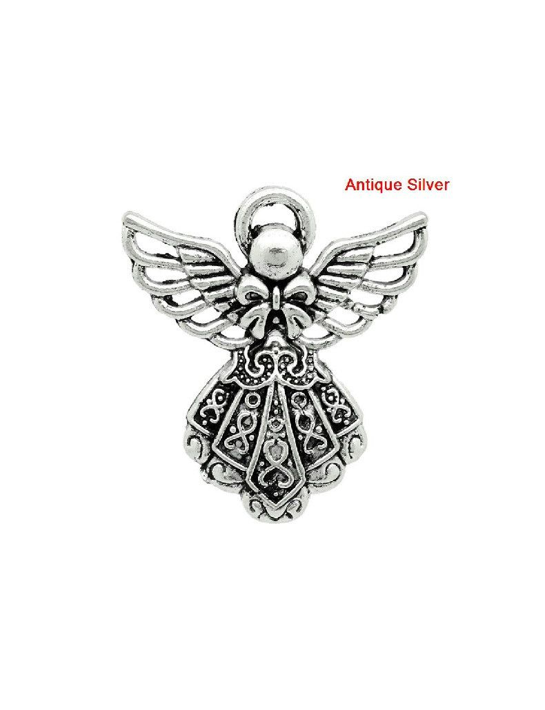 Bulk 5 guardian angel necklace pendant antique silver bracelet charm bulk 5 guardian angel necklace pendant antique silver bracelet charm necklace jewelry supplies charms craft zipper pulls earrings earring aloadofball Choice Image