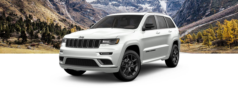2019 Jeep Grand Cherokee Jeep Grand Cherokee Jeep Grand Cherokee Limited Jeep Grand