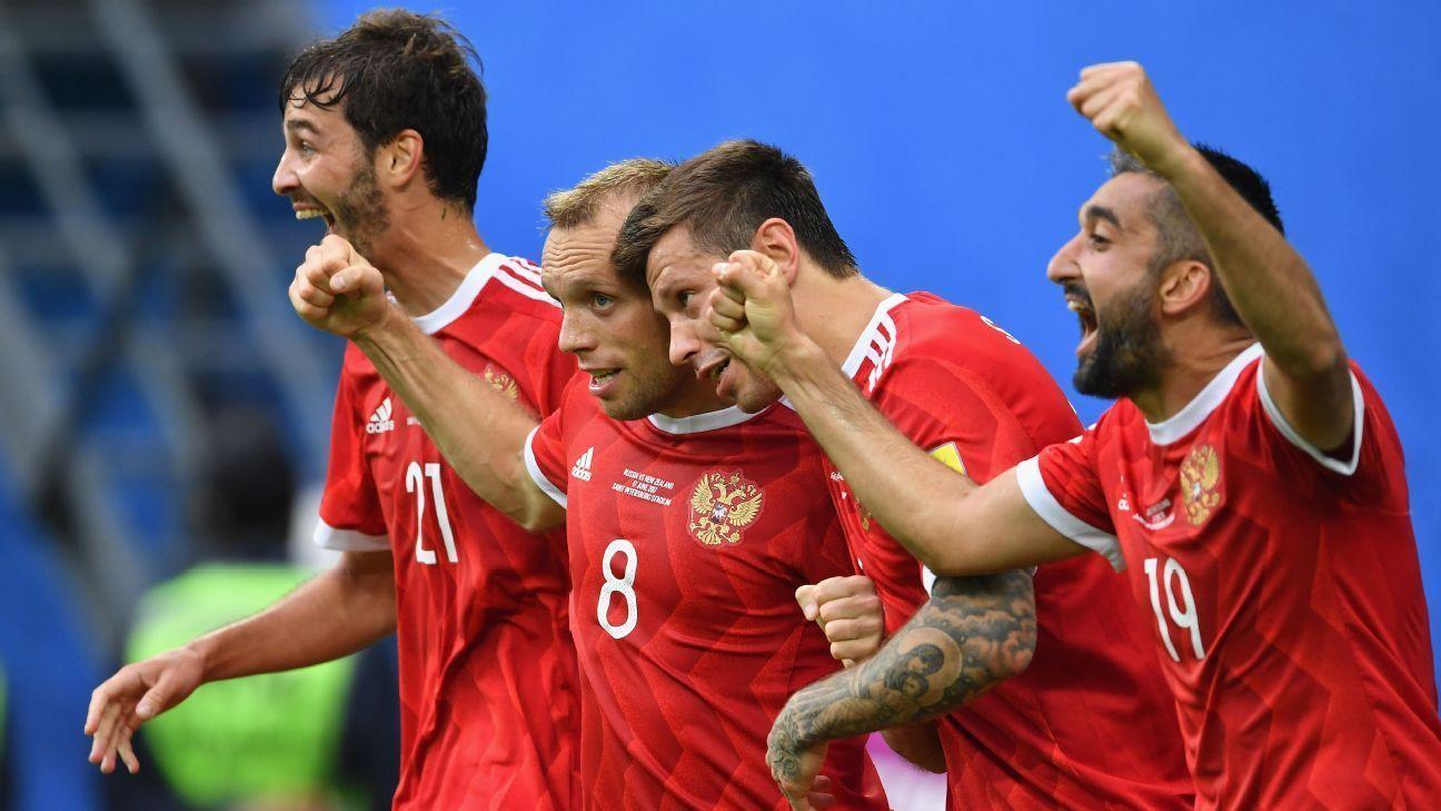 Soi kèo World Cup 14/6: 'Gấu Nga' thắng bằng kinh nghiệm
