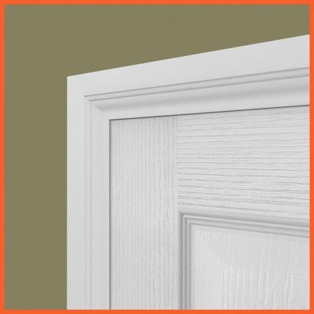 Roux Architrave For Doors Now Available Fully Finished In White Gloss Or Satin Paint Direct From Skirting4u