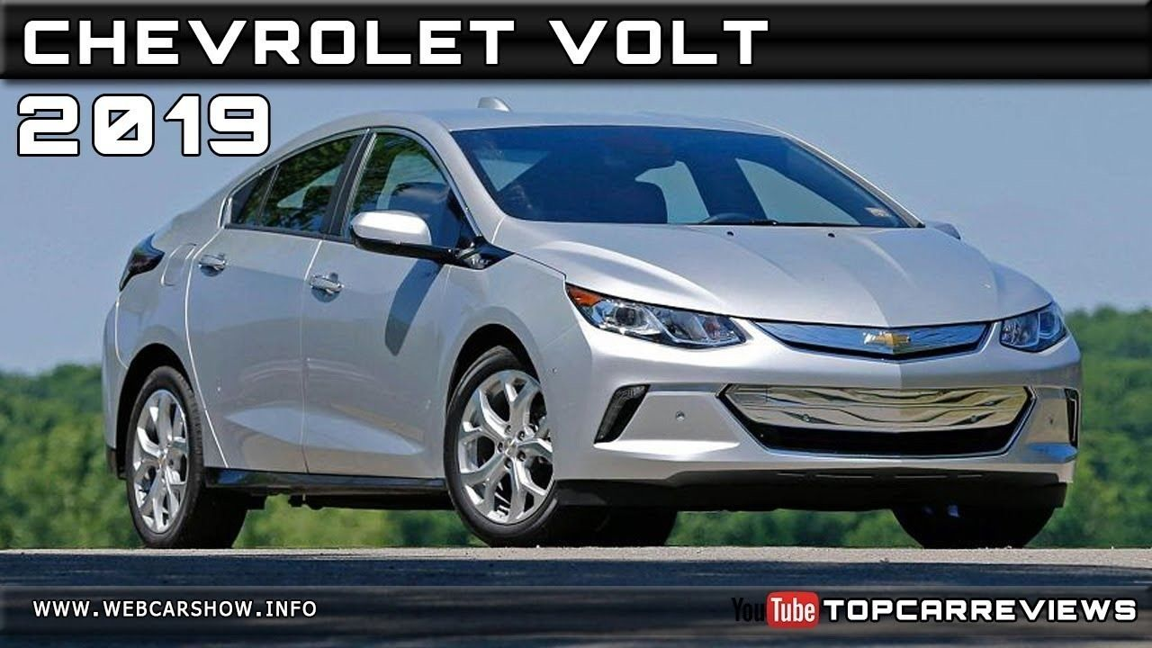 2019 Chevrolet Volt Msrp Overview