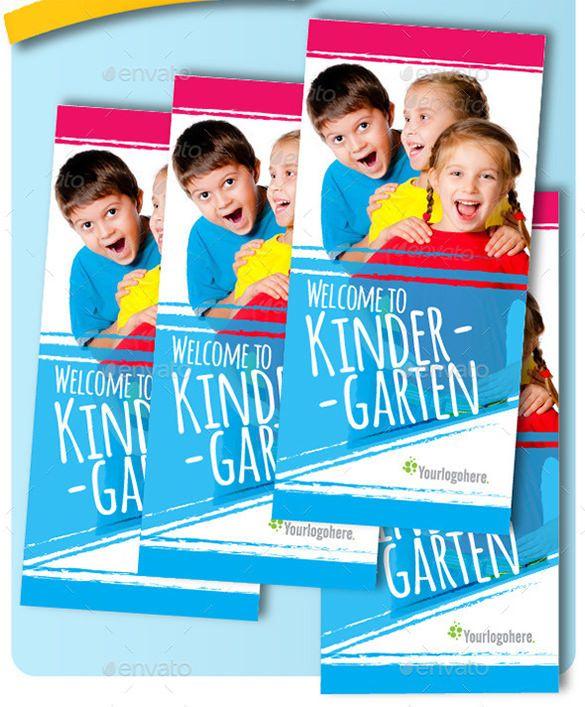 Contoh Brosur TK RA dan PAUD Brochures Pinterest Pamphlet - kindergarten brochure template