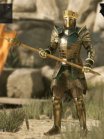 Mordhau Character Fantasy Armor Medieval Knight Epic Characters