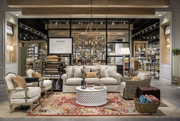 Ballard Designs Expanding With New Store Prototype Chain Age  Luckyvintageseattle | Home Design Idea | Pinterest | Store And Interiors