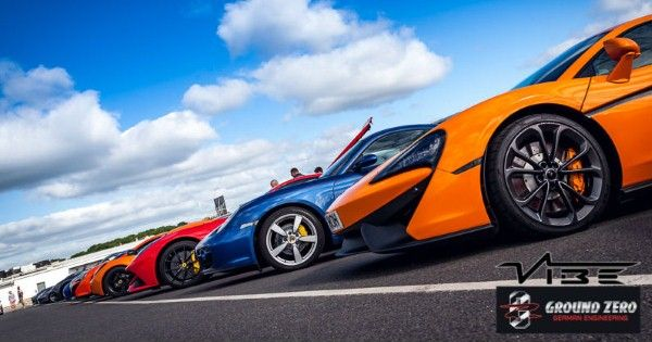 Fast Car Festival tears up Donington yet again Petrol News
