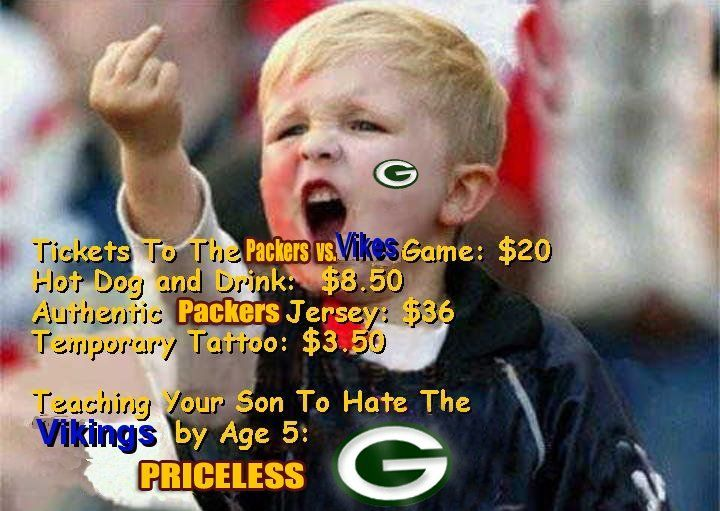 You packers suck comments think, that