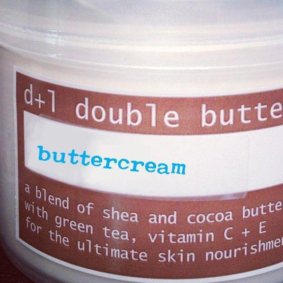 buttercream double butter cream 8 oz Butter cream, Can