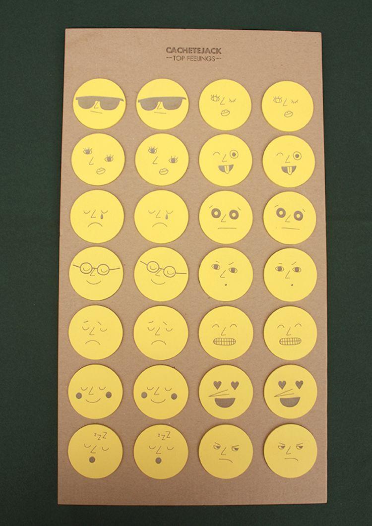 Cachetejack's Wooden Toys :: iPhoneman & Top Feelings | People of Print
