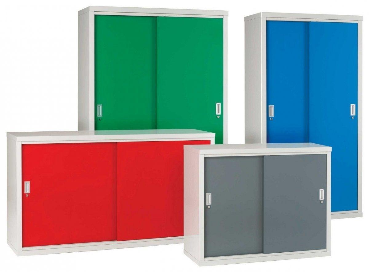Metal Storage Cabinets With Sliding Doors Httpdivulgamaisweb