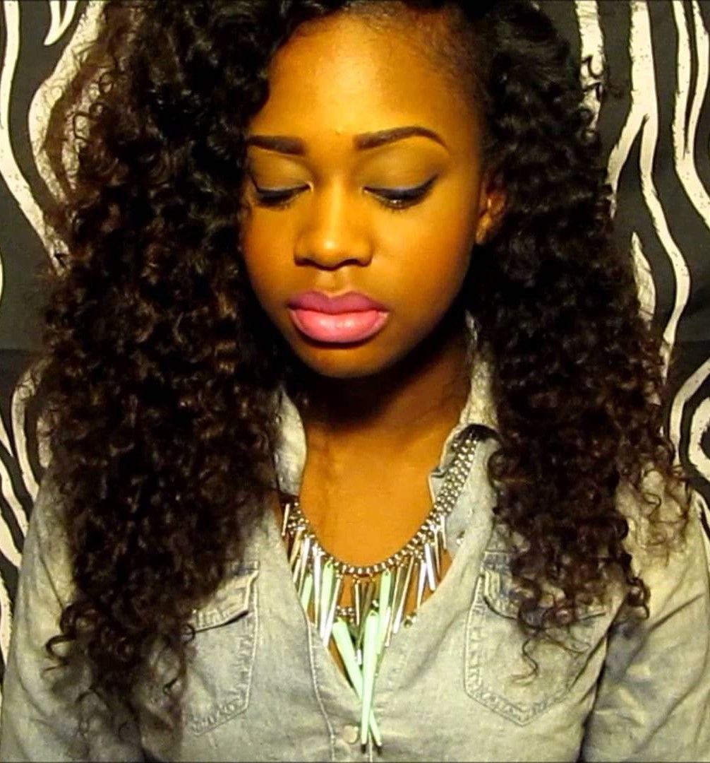 Hair extensions weave hairstyles for black women hair