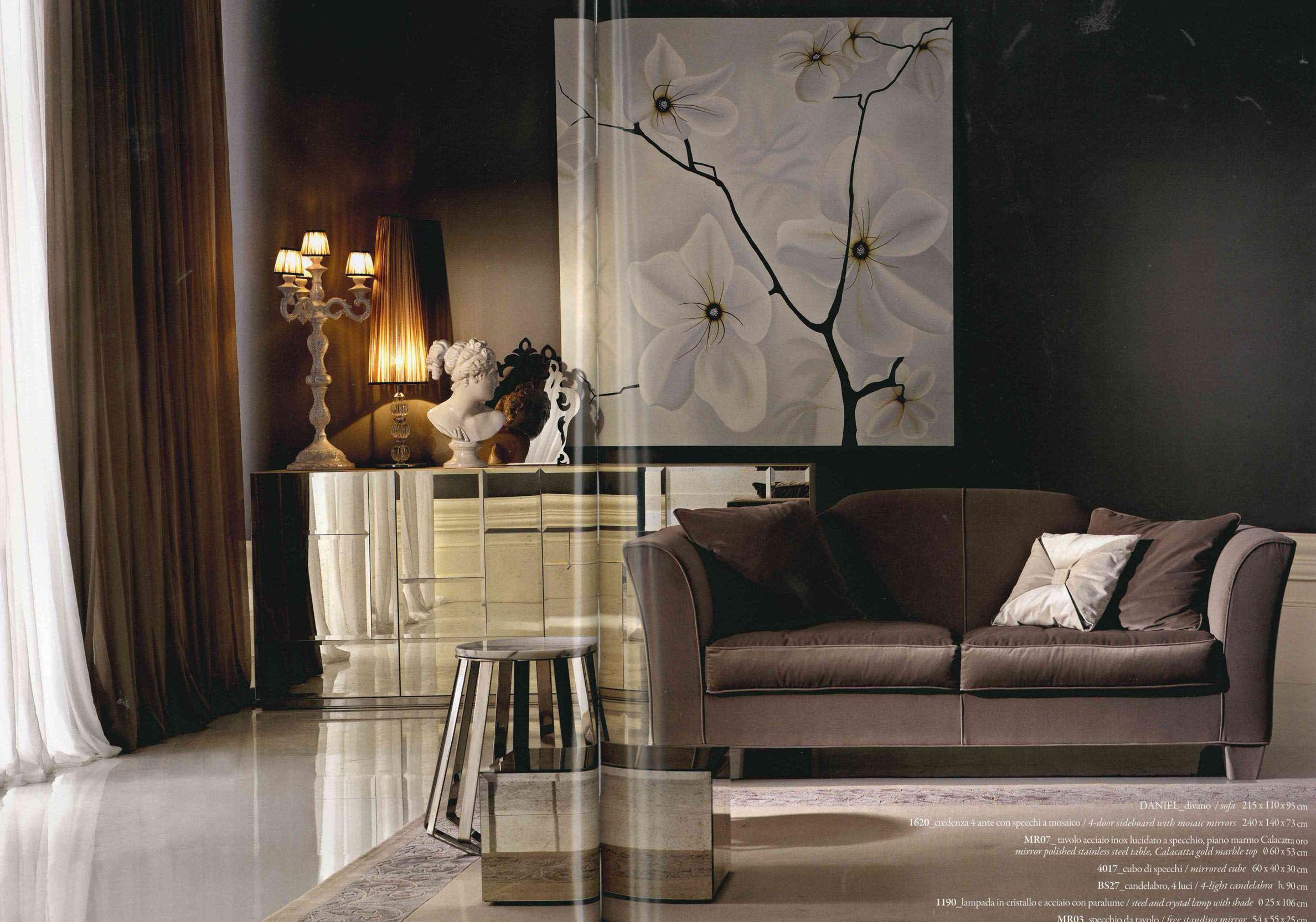 Arredamento glamour ~ Fascino glamour accessori per la casa su dalani arredi interni