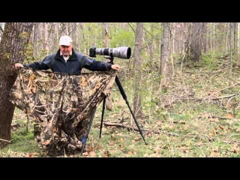 Essential Photo Gear Kwik Camo Photgraphy Blind