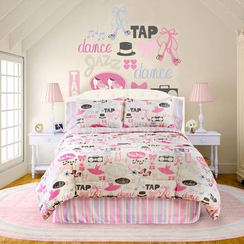 Pin By Angela Chadwick On Kara S Room Music Themed Bedroom Bedroom Themes Dance Bedroom