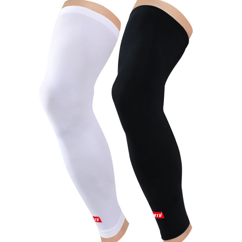 6e0239b350 Kuangmi Winter Leg Warmers Cycling Compression Leg Sleeve Support Sports Knee  Pads Basketball Sleeve Protector Perneras Ciclismo